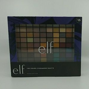 e.l.f 100 color eyeshadow palette